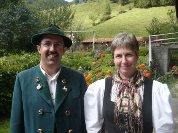 Familie Pertl Sachrang