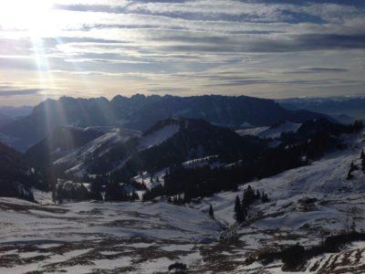 Kaisergebirge Winter