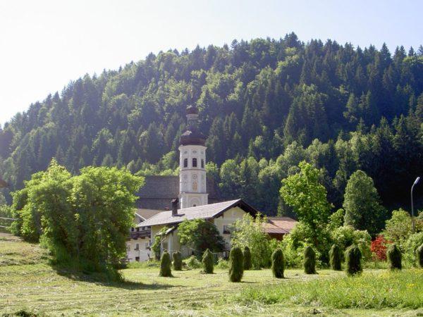 Kirche Sachrang